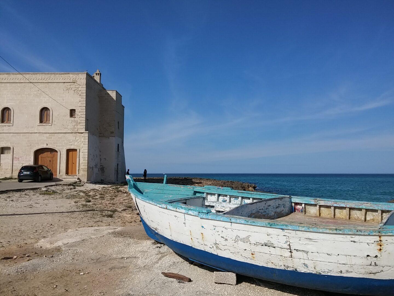 Ostuni Puglia Tower by the sea