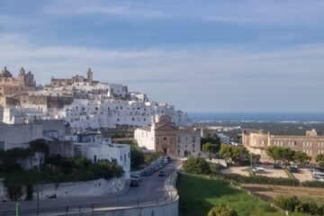 Ostuni Puglia where Vacation in Puglia holiday homes are located