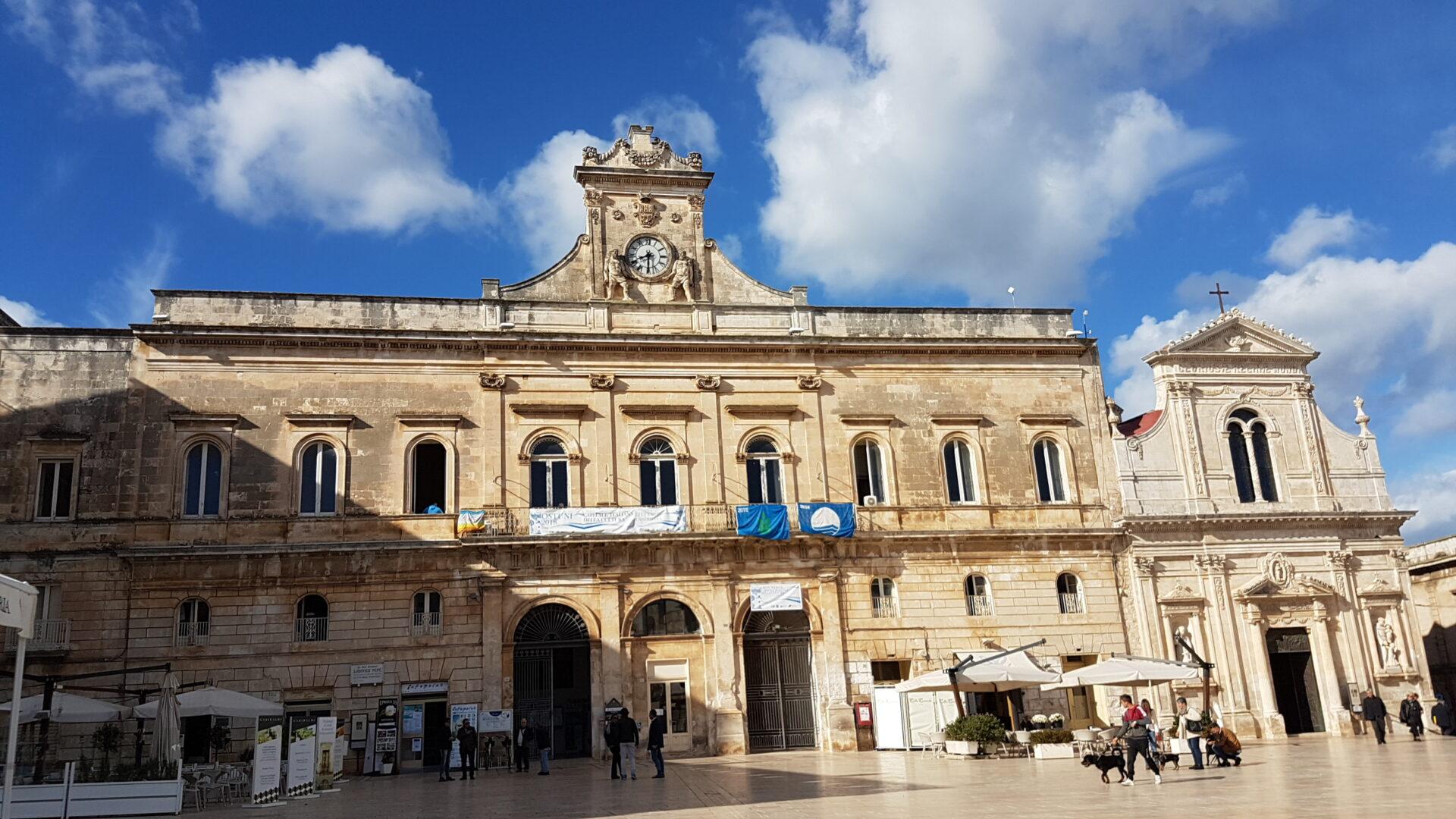 Ostuni City Hall