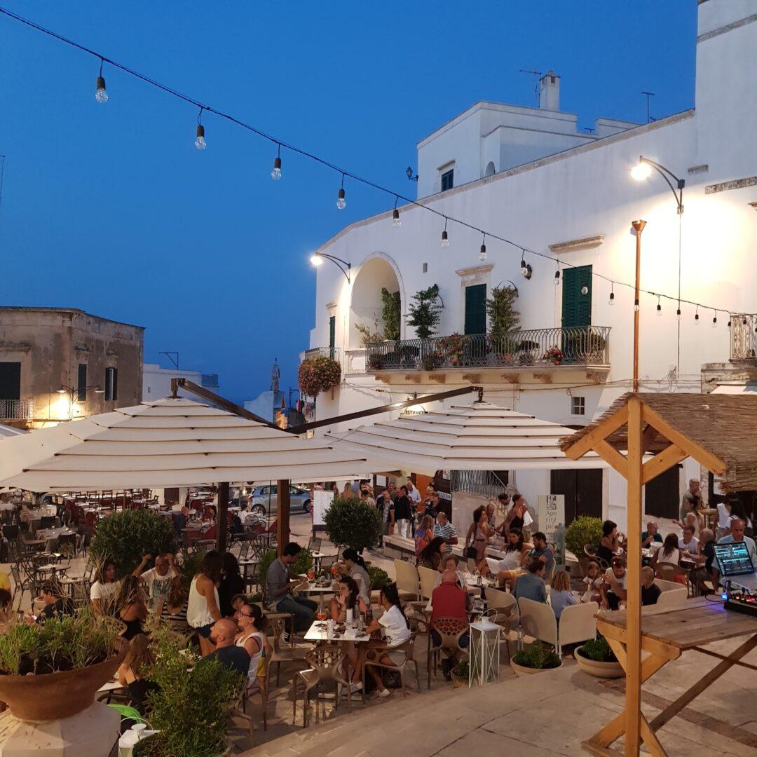 Bars Restaurants Ostuni Puglia