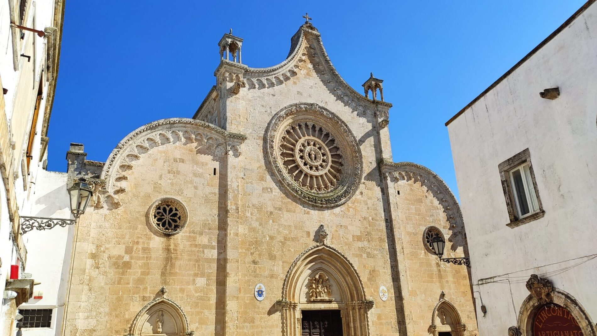 Ostuni Puglia Co-cathedral